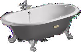 установка чугунных ванн в Санкт-Петербурге