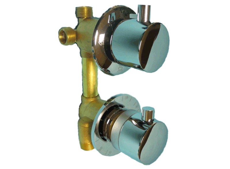 смеситель-с-терморегулятором