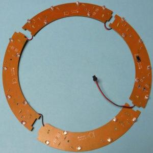 светодиодная подсветка для ремонта душевой кабины 6