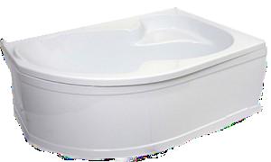 установить ванну из акрила в спб