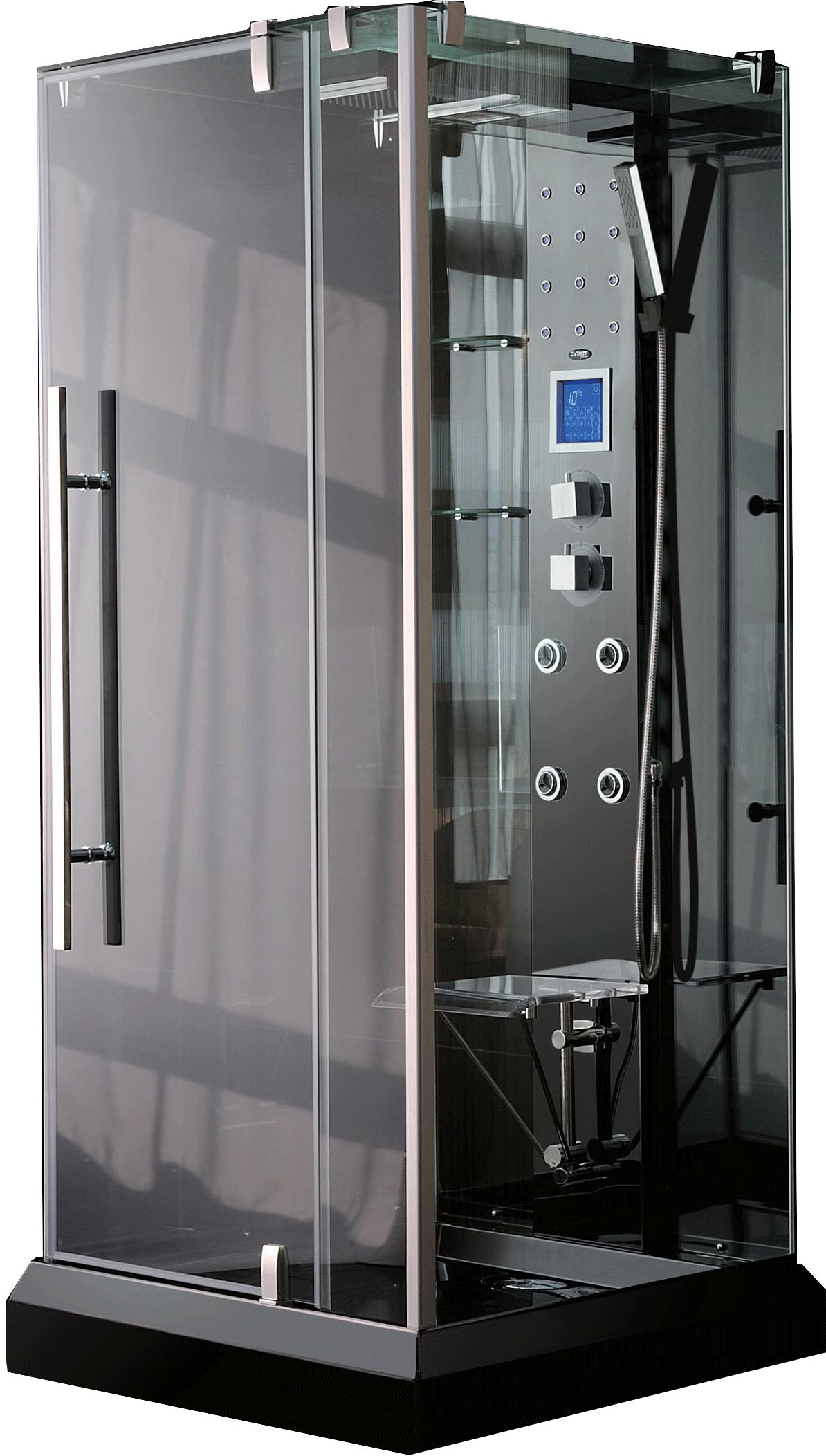 Ремонт душевой кабины Wasserfalle W-625